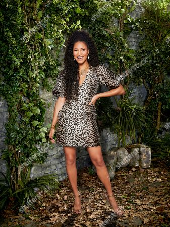 Stock Picture of Vick Hope.