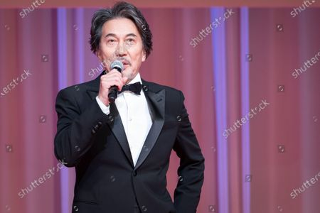 Editorial photo of Opening Ceremony, 33rd Tokyo International Film Festival, Japan - 31 Oct 2020