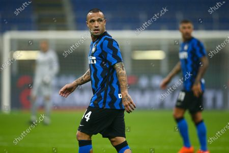 Stock Picture of Radja Nainggolan (FC Inter)