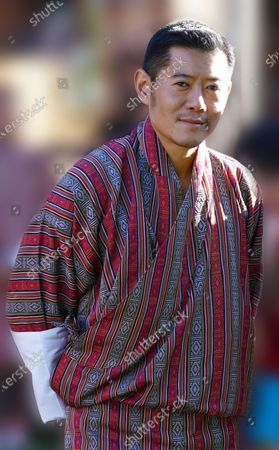 King Jigme Khesar Namgyel Wangchuck taken at Dechencholing Palace, Thimphu