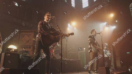 Tom Fletcher, Danny Jones and Dougie Poynter.