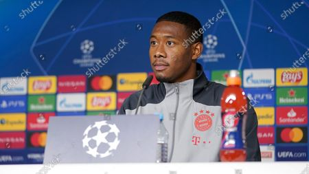 Editorial picture of FC Bayern Munich press conference, Germany - 02 Nov 2020