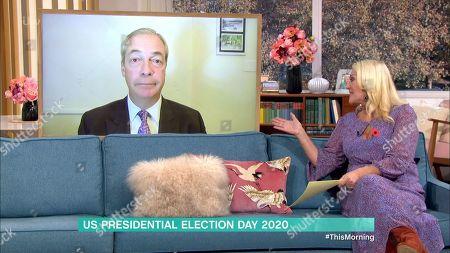 Nigel Farage, Vanessa Feltz