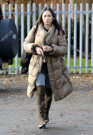 Stock Picture of Katya Jones