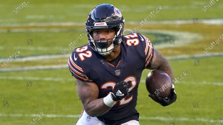 Editorial picture of Bears Football, Chicago, United States - 01 Nov 2020