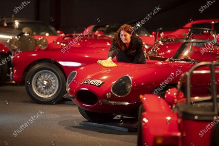 Editorial picture of Haynes International Motor Museum, Sparkford, Somerset, UK - 27 Oct 2020
