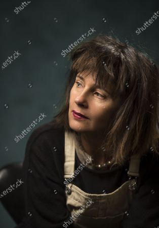 Stock Picture of Anouk Grinberg