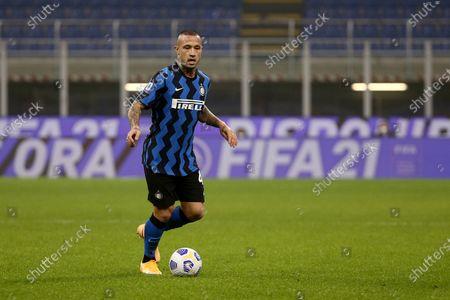 Radja Nainggolan of Inter Milan