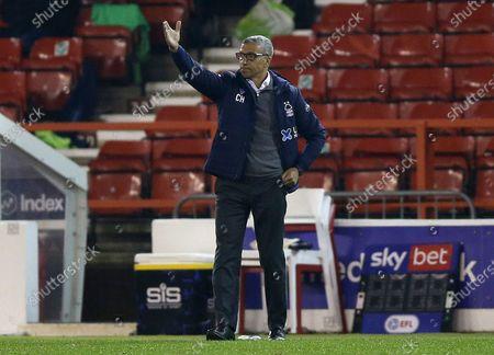 Nottingham Forest Manager Chris Hughton