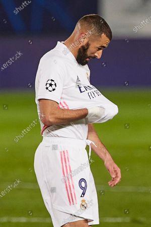 Karim Benzema of Real Madrid