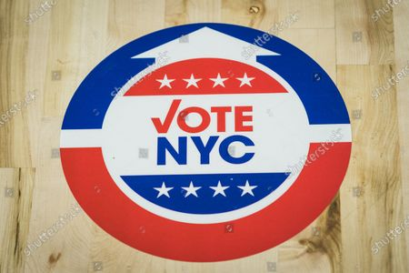 Voters in the Bronx cast their ballots at Justice Sonia Sotomayor Community Center.