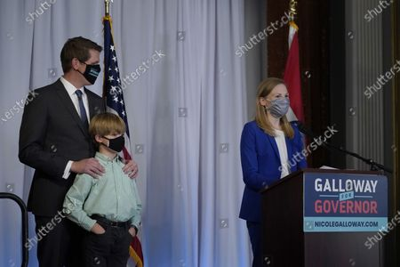 Editorial image of Election 2020 Governor Galloway, Columbia, United States - 03 Nov 2020