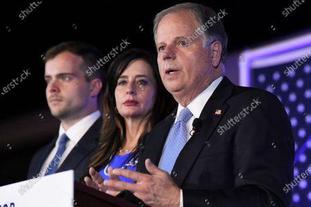 Editorial image of Election 2020 Senate Jones, Birmingham, United States - 03 Nov 2020