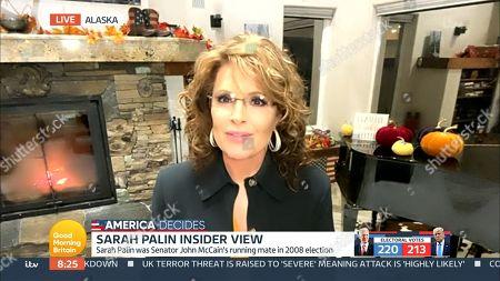 Stock Image of Sarah Palin