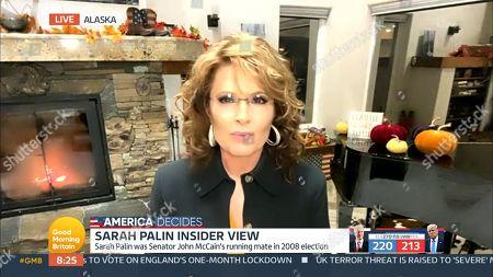 Stock Picture of Sarah Palin