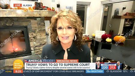Stock Photo of Sarah Palin