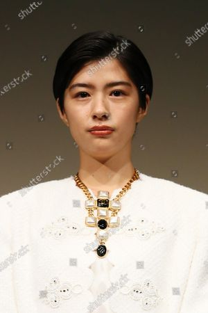 Editorial image of Tokyo International Film Festival 2020, Tokyo, Japan - 01 Nov 2020