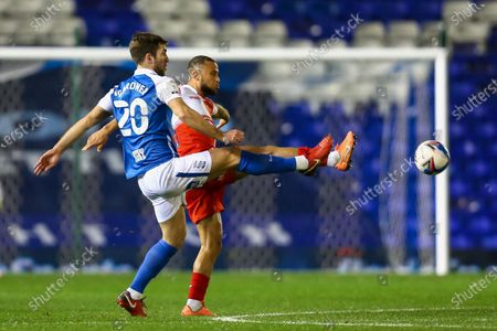 Editorial picture of Birmingham City v Wycombe Wanderers, EFL Sky Bet Championship, Football, St Andrews, Birmingham, UK - 04 Nov 2020