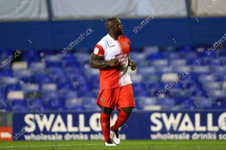 Adebayo Akinfenwa (20) of Wycombe Wanderers