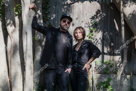Exclusive - Phantogram - Sarah Barthel and Josh Carter