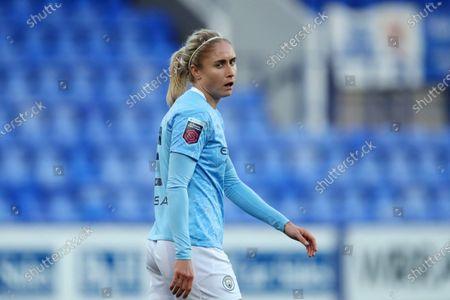 Steph Houghton of Manchester City Women