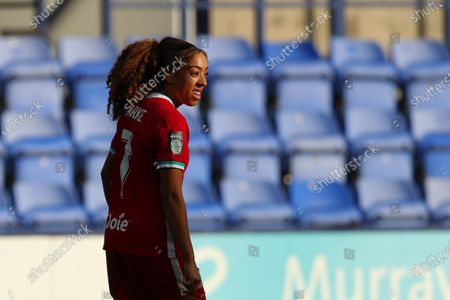 Stock Image of Jessica Clarke of Liverpool FC Women