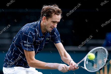 Editorial photo of Rolex Paris Masters 2020 Tennis Tournament, France - 04 Nov 2020