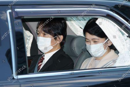 Prince Akishino and Princess Akishino