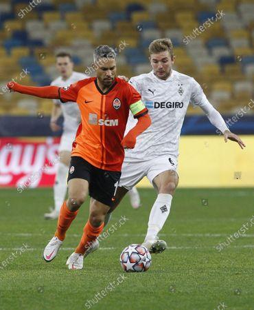 Editorial image of UEFA Champions League group B FC Shakhtar - VfL Borussia Monchengladbach, Kyiv, Ukraine - 03 Nov 2020