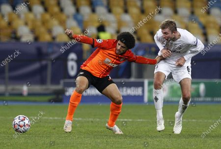 Editorial picture of UEFA Champions League group B FC Shakhtar - VfL Borussia Monchengladbach, Kyiv, Ukraine - 03 Nov 2020