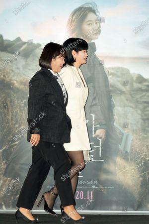 Lee Jung-eun, Kim Hye-soo