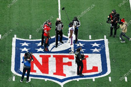 Editorial image of Buccaneers Giants Football, East Rutherford, United States - 02 Nov 2020