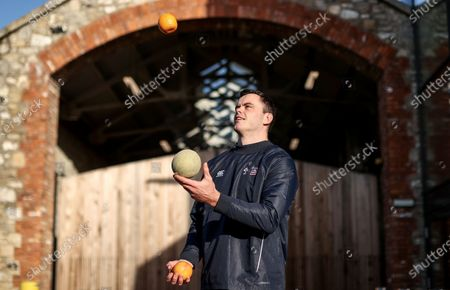 Editorial picture of James Ryan Announced As New Aldi Play Rugby Programme Ambassador - 04 Nov 2020