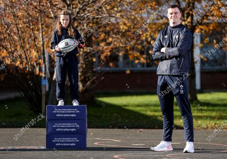 Editorial photo of James Ryan Announced As New Aldi Play Rugby Programme Ambassador - 04 Nov 2020