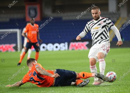 Editorial picture of Istanbul Basaksehir vs Manchester United, Turkey - 04 Nov 2020