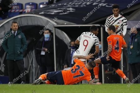 Editorial image of Soccer Champions League, Istanbul, Turkey - 04 Nov 2020