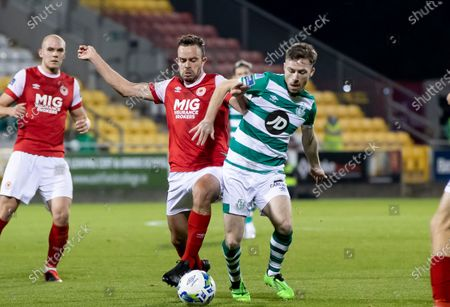 Editorial image of SSE Airtricity League Premier Division, Tallaght Stadium, Dublin - 04 Nov 2020