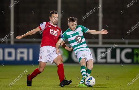 Editorial photo of SSE Airtricity League Premier Division, Tallaght Stadium, Dublin - 04 Nov 2020