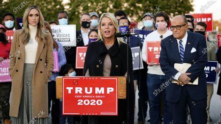 Editorial picture of Election 2020 Pennsylvania, Philadelphia, United States - 04 Nov 2020