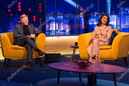 Rob Beckett and Sindu Vee