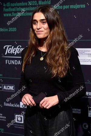 Stock Photo of Olivia Molina