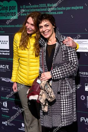Cristina Piaget and Iman Velasco