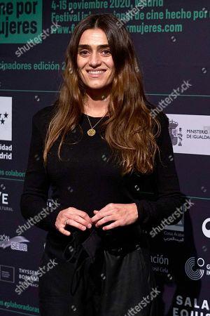 Stock Image of Olivia Molina