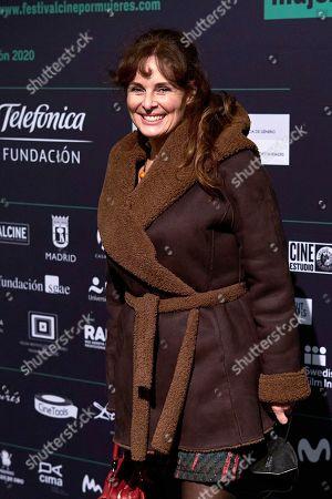 Editorial photo of Cine Por Mujeres Festival, Opening night, Arrivals, Madrid, Spain - 04 Nov 2020