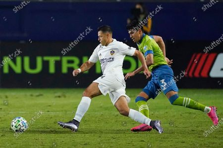Editorial image of MLS Sounders Galaxy Soccer, Carson, United States - 04 Nov 2020