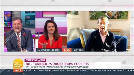 Piers Morgan, Susanna Reid, Bill Turnbull