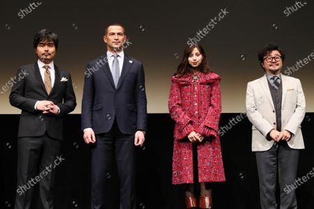 Editorial image of Tokyo International Film Festival 2020, Tokyo, Japan - 04 Nov 2020