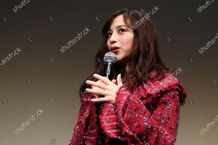 Editorial photo of Tokyo International Film Festival 2020, Tokyo, Japan - 04 Nov 2020