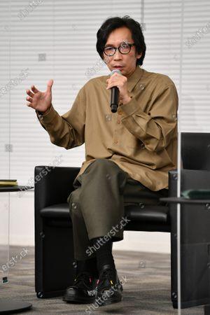 Editorial picture of Tokyo International Film Festival 2020, Tokyo, Japan - 04 Nov 2020