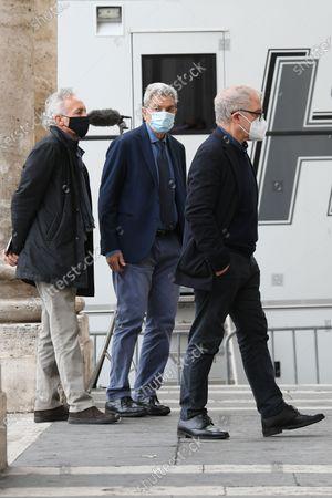 Marco Travaglio, Padellaro, Maurizio Mazzocca